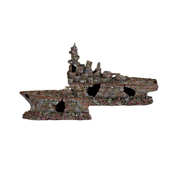 Stort Krigsskib på 70cm