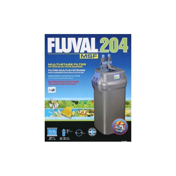 Fluval 204 - reservedele