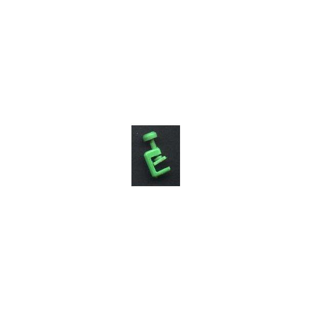 Klemmeskrue (grøn)